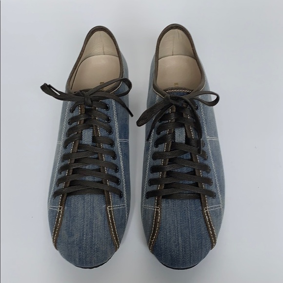 Kenneth Cole Shoes - KENNETH COLE NY Vegan Denim Sneakers